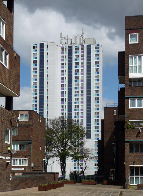Ethelred Estate, Lollard Street (1)