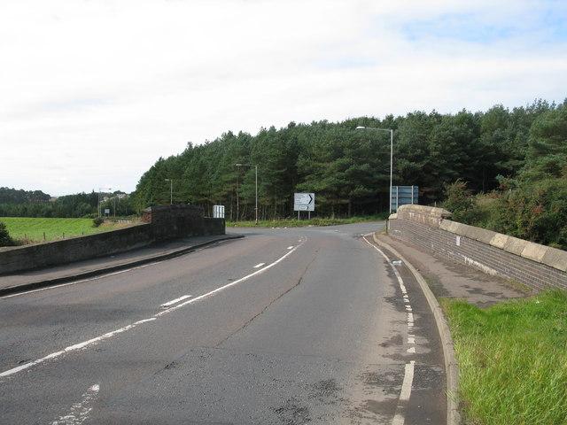 Road Bridge west of Carnwath