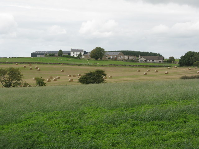 Yett Farm, Libberton