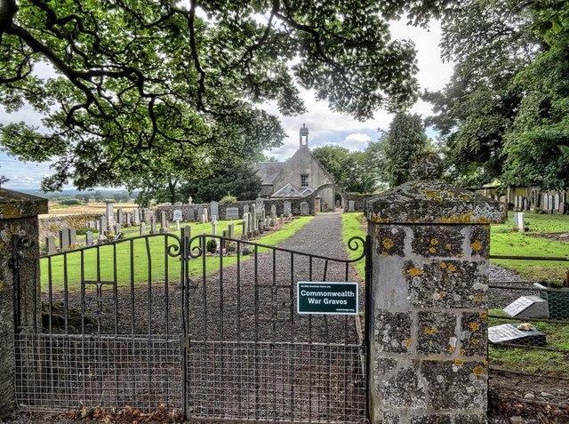 Tibbermore Graveyard
