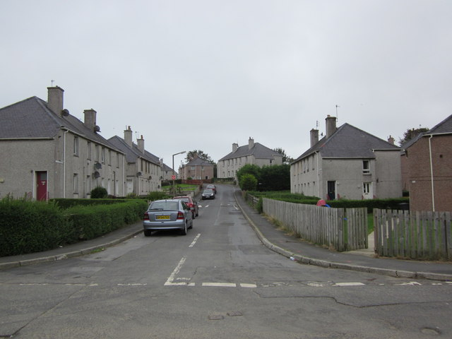 Murrayfield Avenue, Stranraer