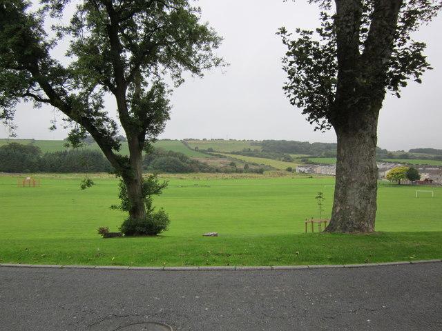King George V Playing Field, Stranraer