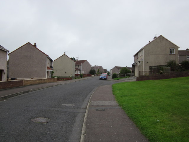 Queen's Drive, Stranraer