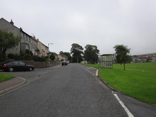 Queen's Drive, Stranraer