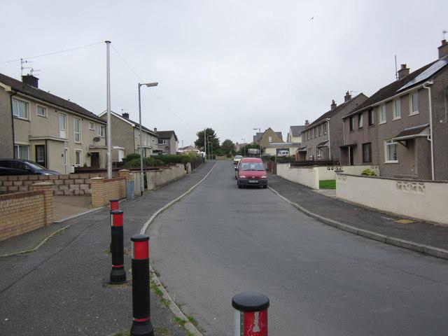Park Crescent, Stranraer