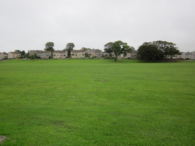 King George V Playing Field, Stranraer