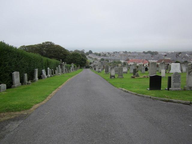 Glebe Cemetery, Stranraer