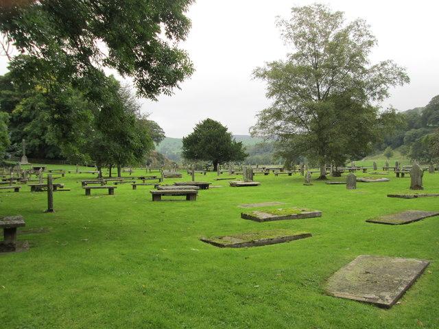 St Mary & St Cuthbert - Graveyard