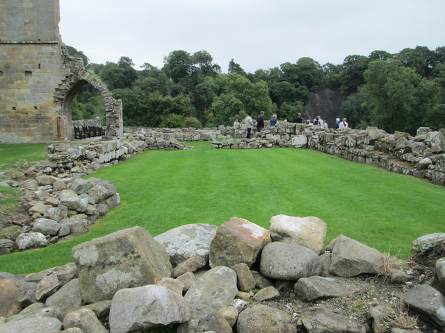 Site of Frater - Bolton Abbey