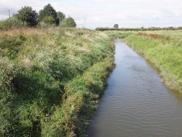 River Parrett, at Stathe