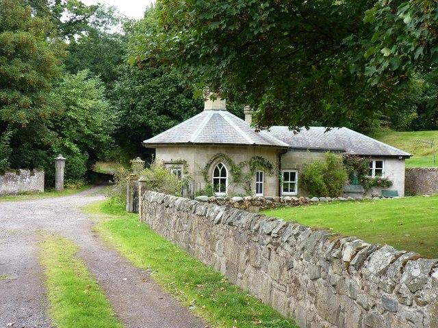 Inchrye gatehouse