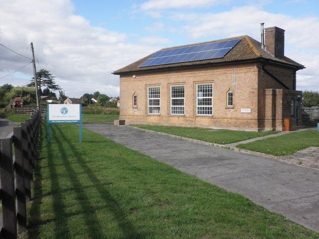 West Sedgemoor Pumping Station