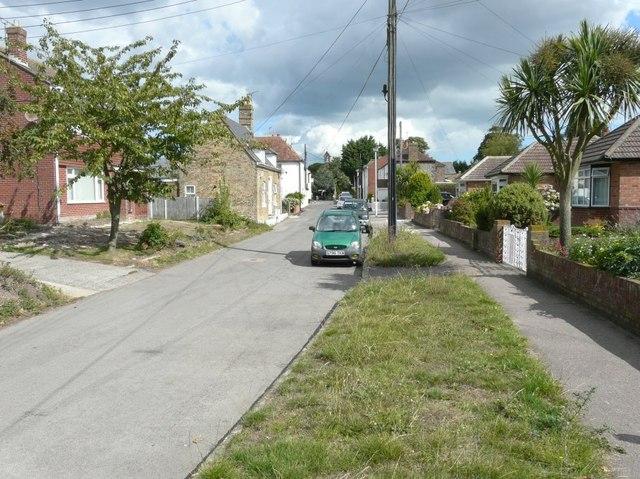 High Street, Manston
