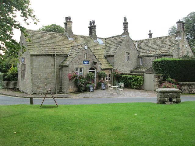 The Blueberry Kitchen - Bolton Abbey