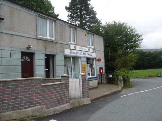 Rowen: the post office