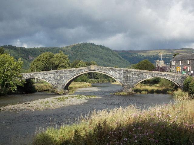 Llanrwst: Pont Fawr