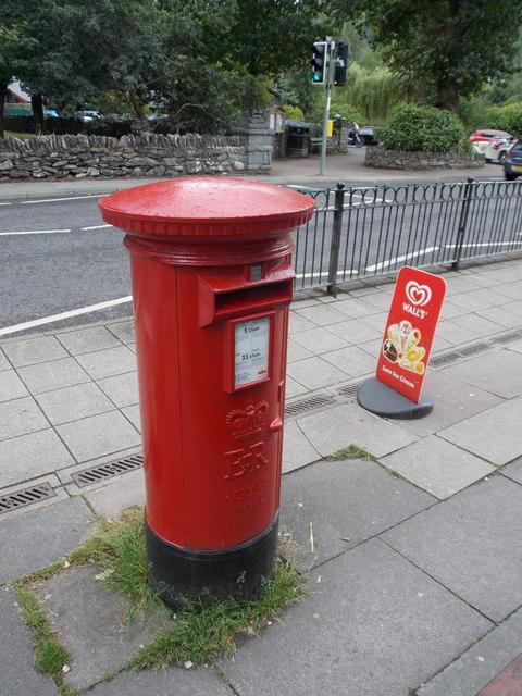Betws-y-coed: postbox № LL24 139