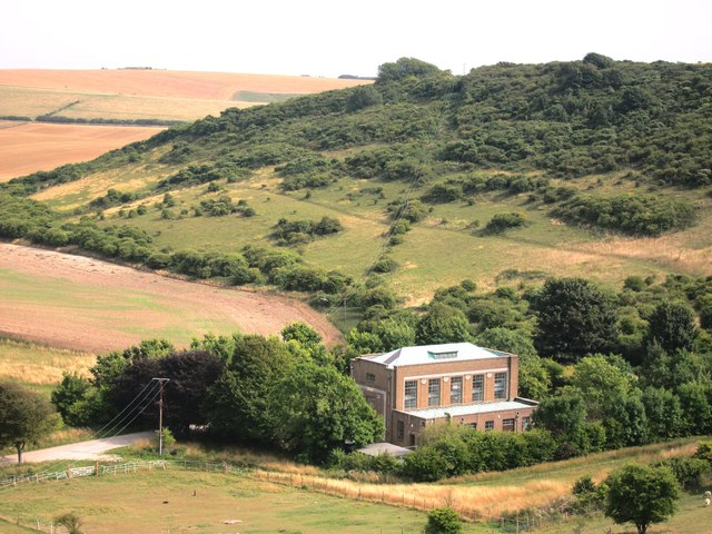 Balsdean Pumping Station