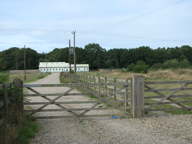 View towards Humpty Dumpty's kindergarden, Taverham