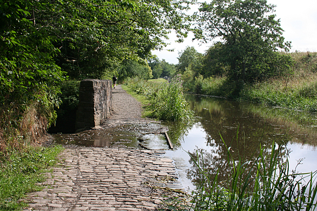 Spillway and Towpath
