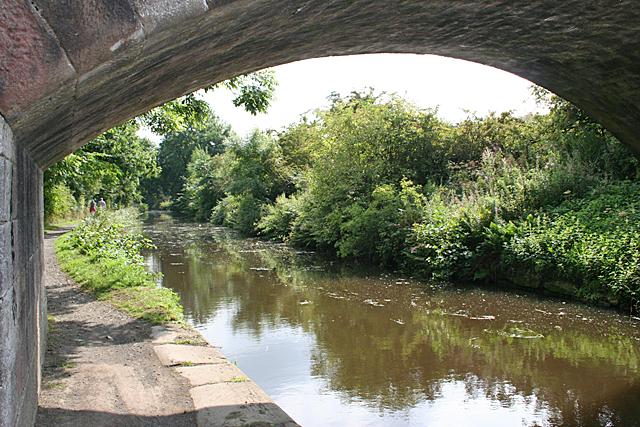 Underneath Kirk Bridge