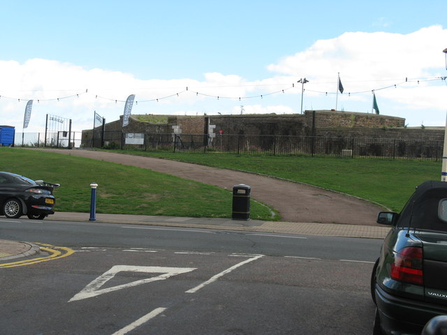The Redoubt Museum from Redoubt Road