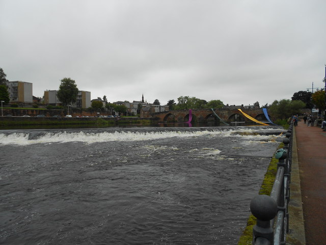 River Nith , Dumfries