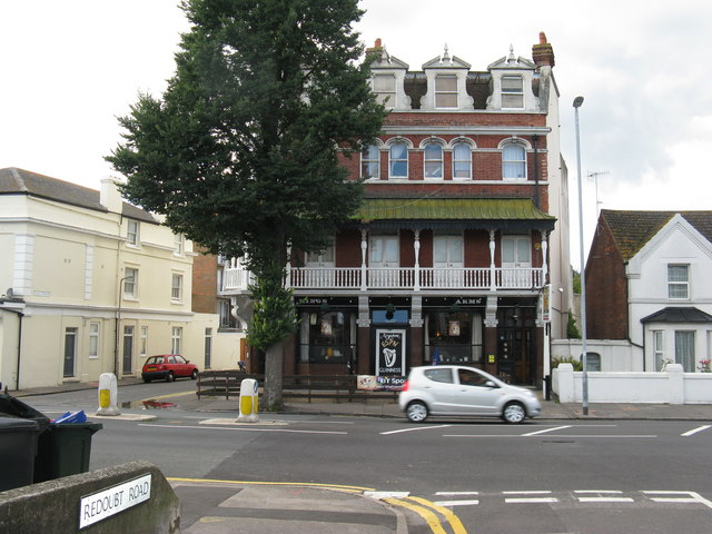 The Kings Arms on Seaside Eastbourne
