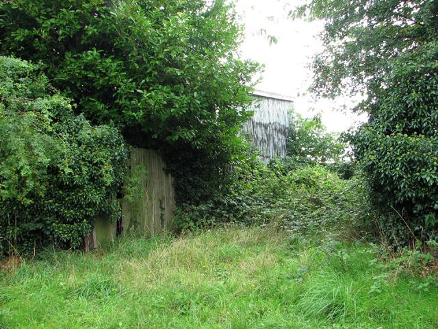 Sheds by Blackhall Farm