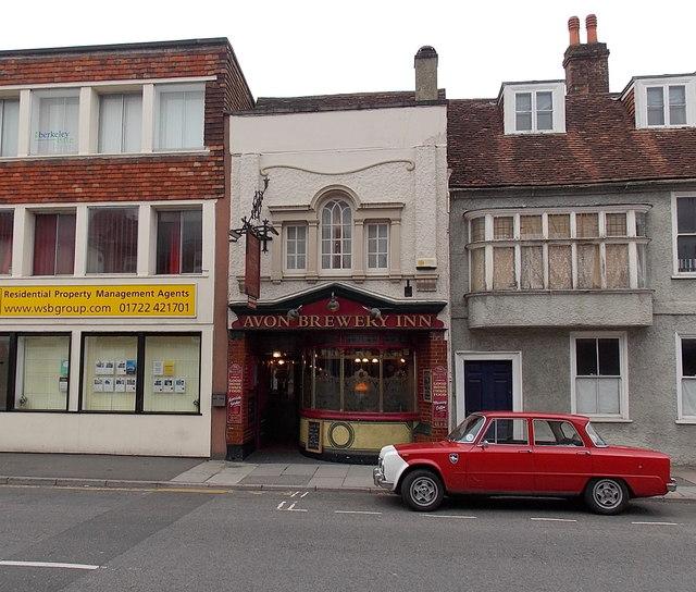 Avon Brewery Inn, Salisbury