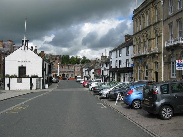 Boroughgate, Appleby