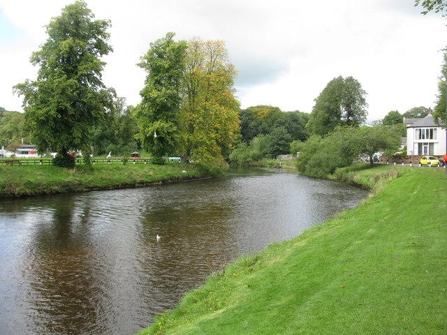 River Eden, Appleby
