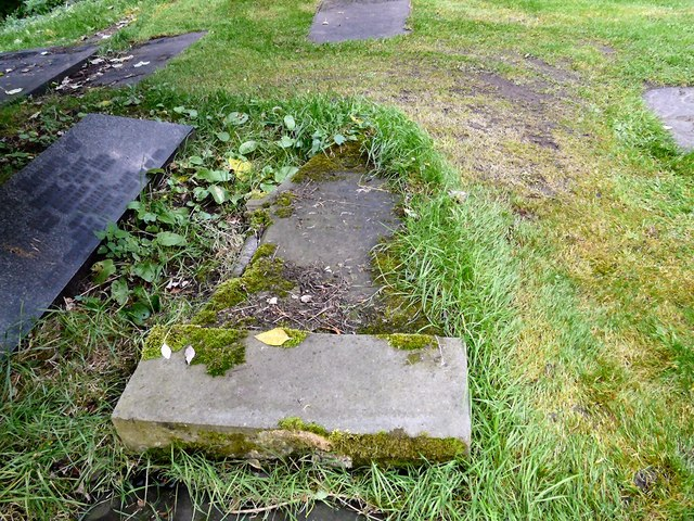 The Grave of John Critchley Prince