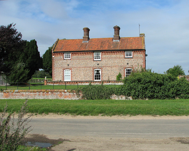 Barningham Green Farm (farmhouse)