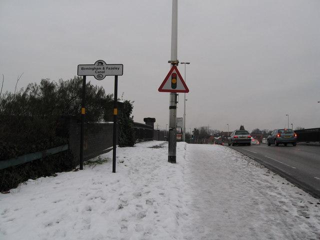 Aston under snow 1-Birmingham