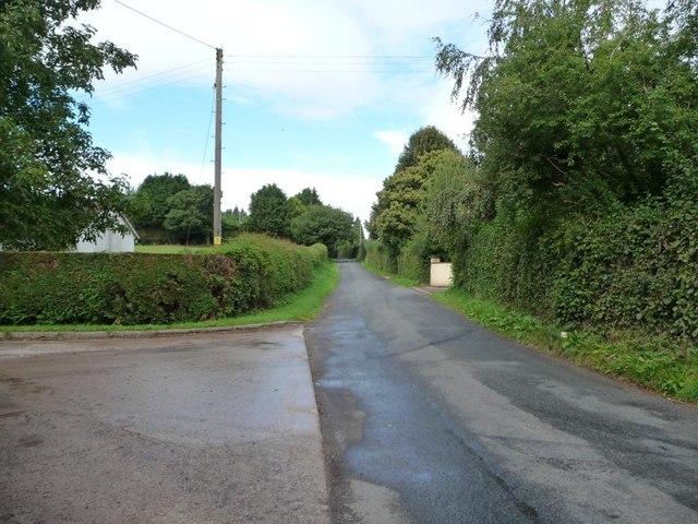 Cefn Mawr Lane