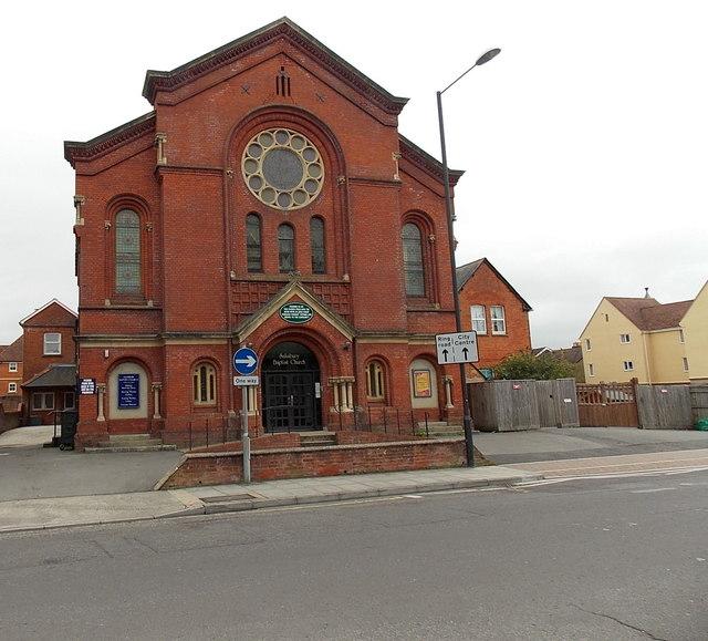 Salisbury Baptist Church
