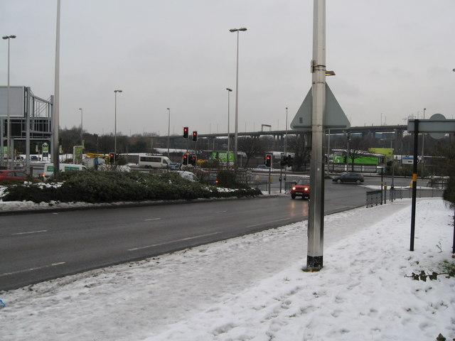 Aston under snow 2-Birmingham