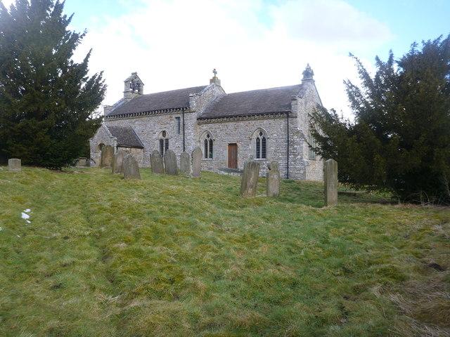 Downholme church