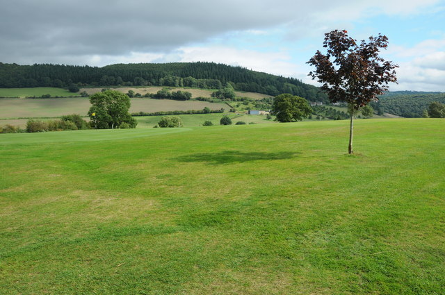 Golf Course, Monmouth