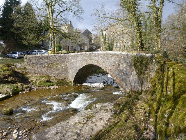 Bridge over Walden Beck, West Burton