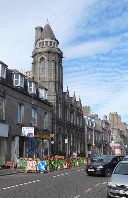 261-265 George Street, Aberdeen