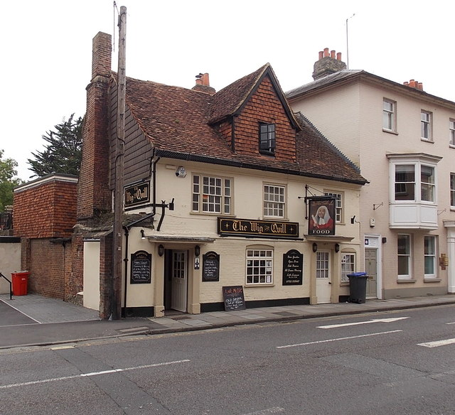 The Wig and Quill, Salisbury