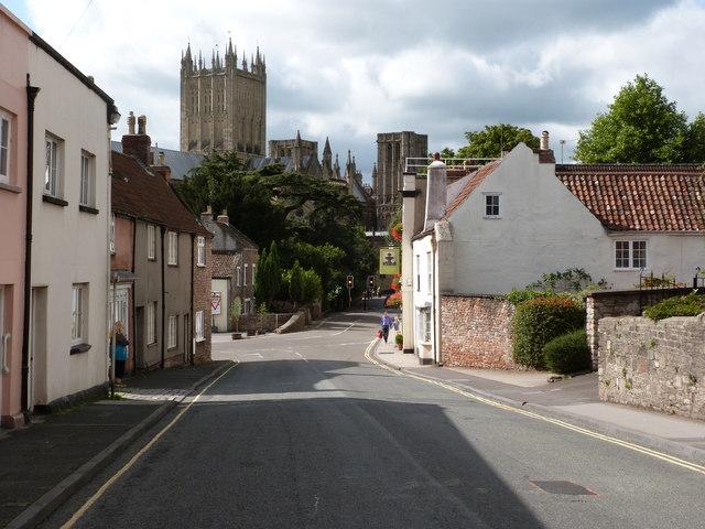 St. Thomas Street, Wells, Somerset  (2013)