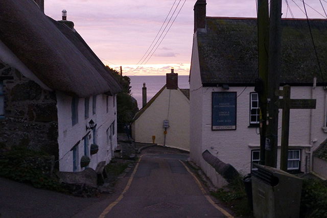 Cadgwith at dawn