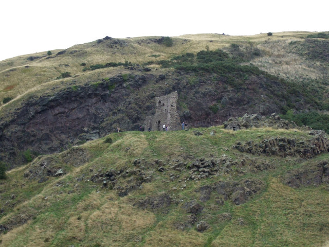 St Anthony's Chapel, Holyrood Park