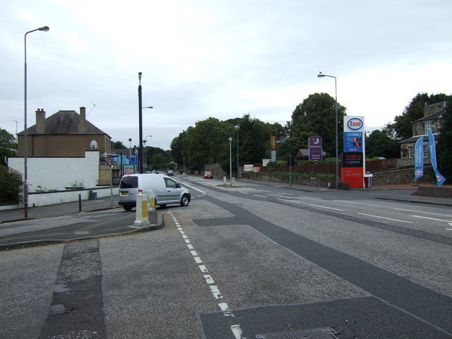 Willowbrae Road (A1)