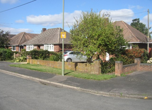 Housing in Highland Road