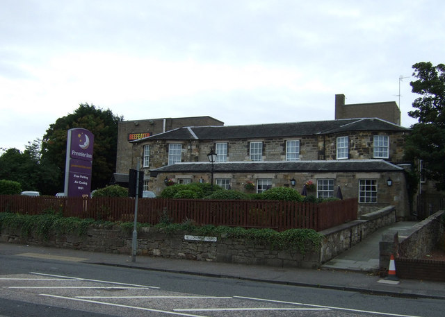 Premier Inn on Willowbrae Road