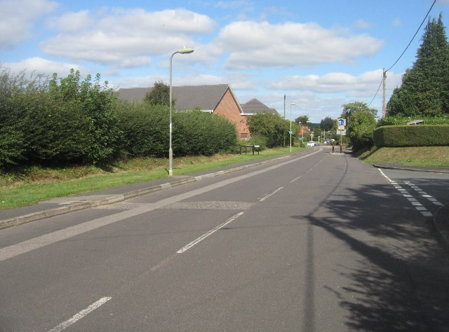 Old Kempshott Lane